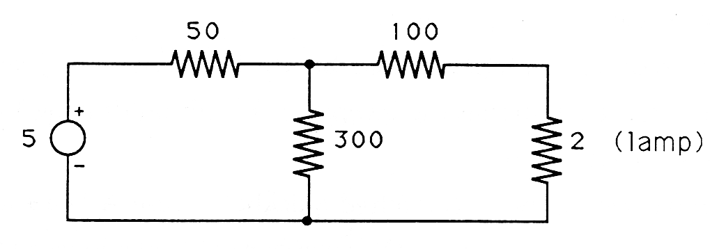 linear algebra circuit analysis rh archive cnx org electricity circuit diagram analysis Moment Diagram