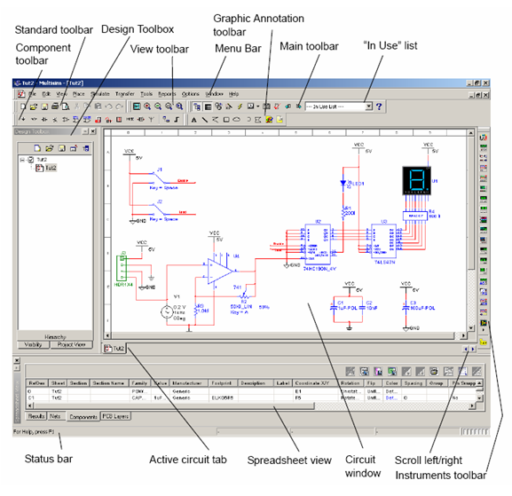 Interactive Schematic Capture and Layout in National Instruments ...