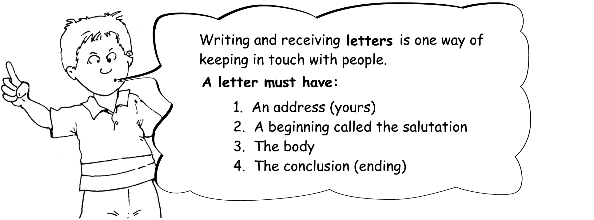 How to write a letter to your friend choice image letter format a letter to my sport hero expocarfo choice image stopboris Gallery