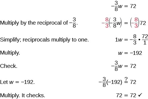 math worksheet : solve equations with fractions : Multiply Negative Fractions