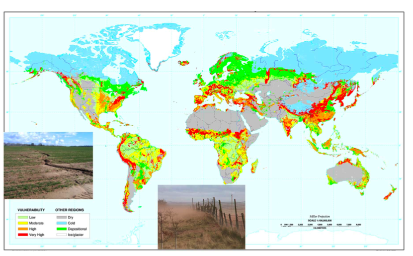 Soil and Sustainability
